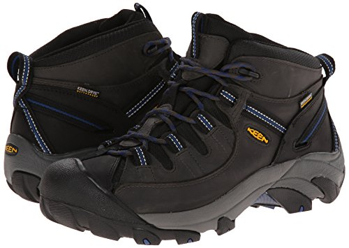 d12c2d6702e KEEN Men's Targhee II Mid WP Hiking Boot