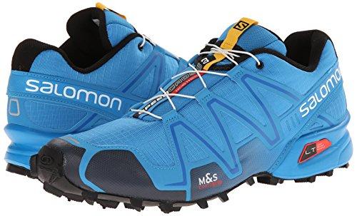 6d08734ae0d6 Salomon Men s Speedcross 3 Trail Running Shoe - Safe Hiking Boot