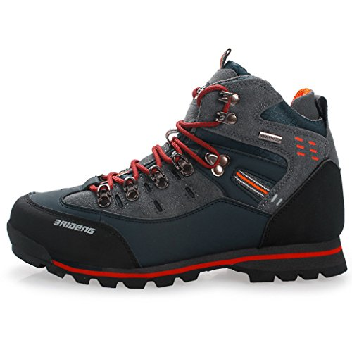aleader s leather waterproof outdoor hiking boots