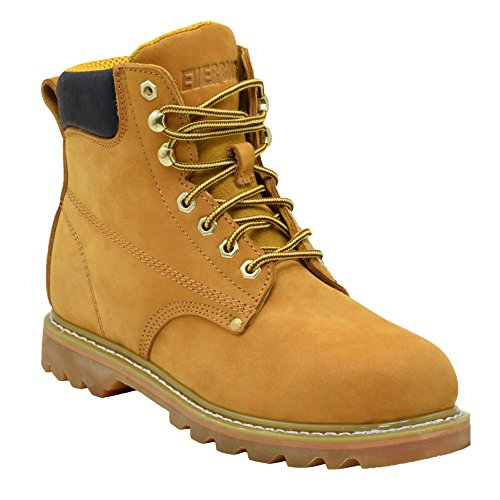 Ever Boots Tank Men S Soft Toe Oil Full Grain Leather Insulated